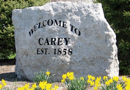 Village of Carey