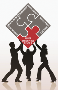 Alber Enterprise Center logo