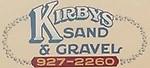Kirbys sand and gravel