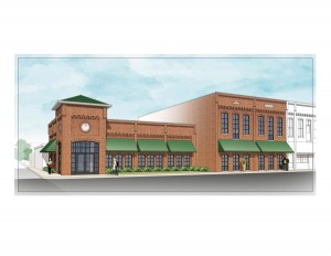 FNBS New Building