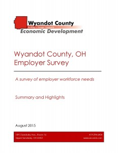 Workforce Survey Report Cover