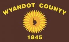 Wyandot County Flag