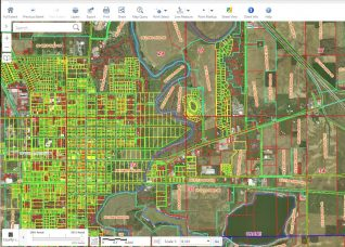 County GIS Mapping