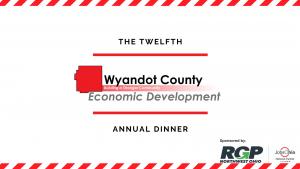 2020 Annual Dinner Logo with sponsors