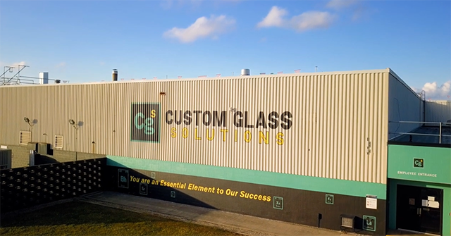 Custom Glass Solutions Upper Sandusky