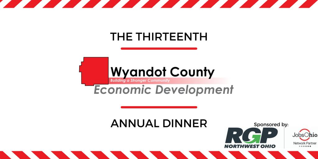 2021 Annual Dinner logo