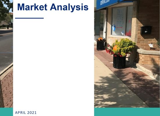 Carey Downtown Market Analysis Cover
